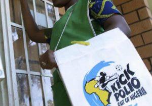 Troisième cas de polio signalés au Nigeria